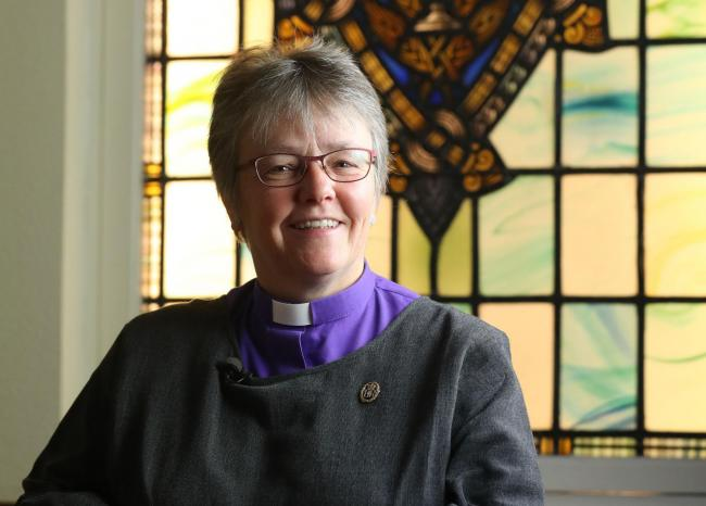 The Rev Susan Brown, minister of Dornoch Cathedral, will become Moderator of the General Assembly of the Church of Scotland in May