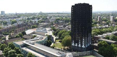 At least 80 people died in the Grenfell Tower fire in June