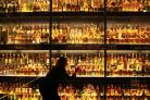 Sales of Scotch Whisky in the UK have fallen by one million bottles