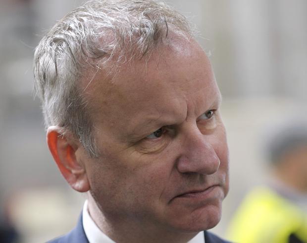 The National: MP Pete Wishart chairs the Scottish Affairs Committee