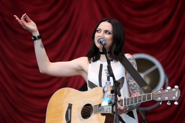 Amy Macdonald in furious Twitter rant at ridiculous Unionist claim