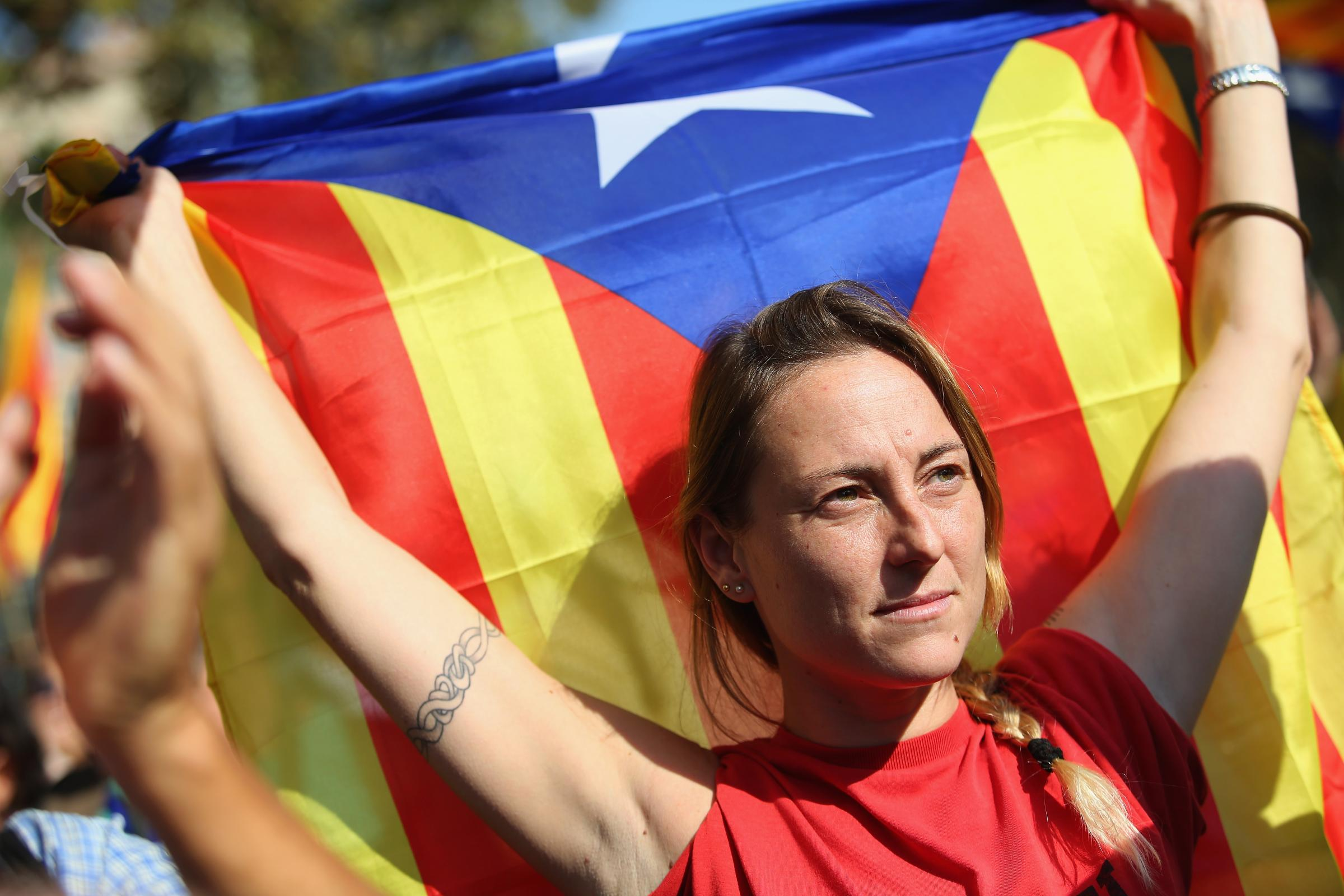 The National View: Scotland must now recognise an independent Catalonia