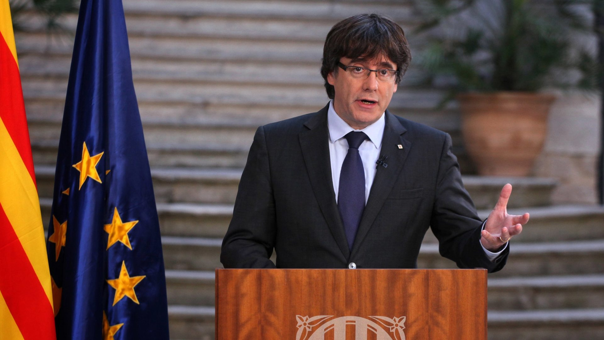 Spain attempts to issue international arrest warrant for ousted Catalan President