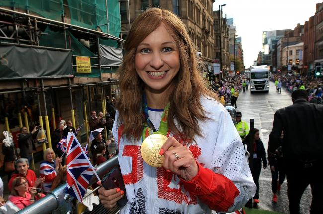 Joanna Row Shand Has No Regrets About Quitting Elite Cycling