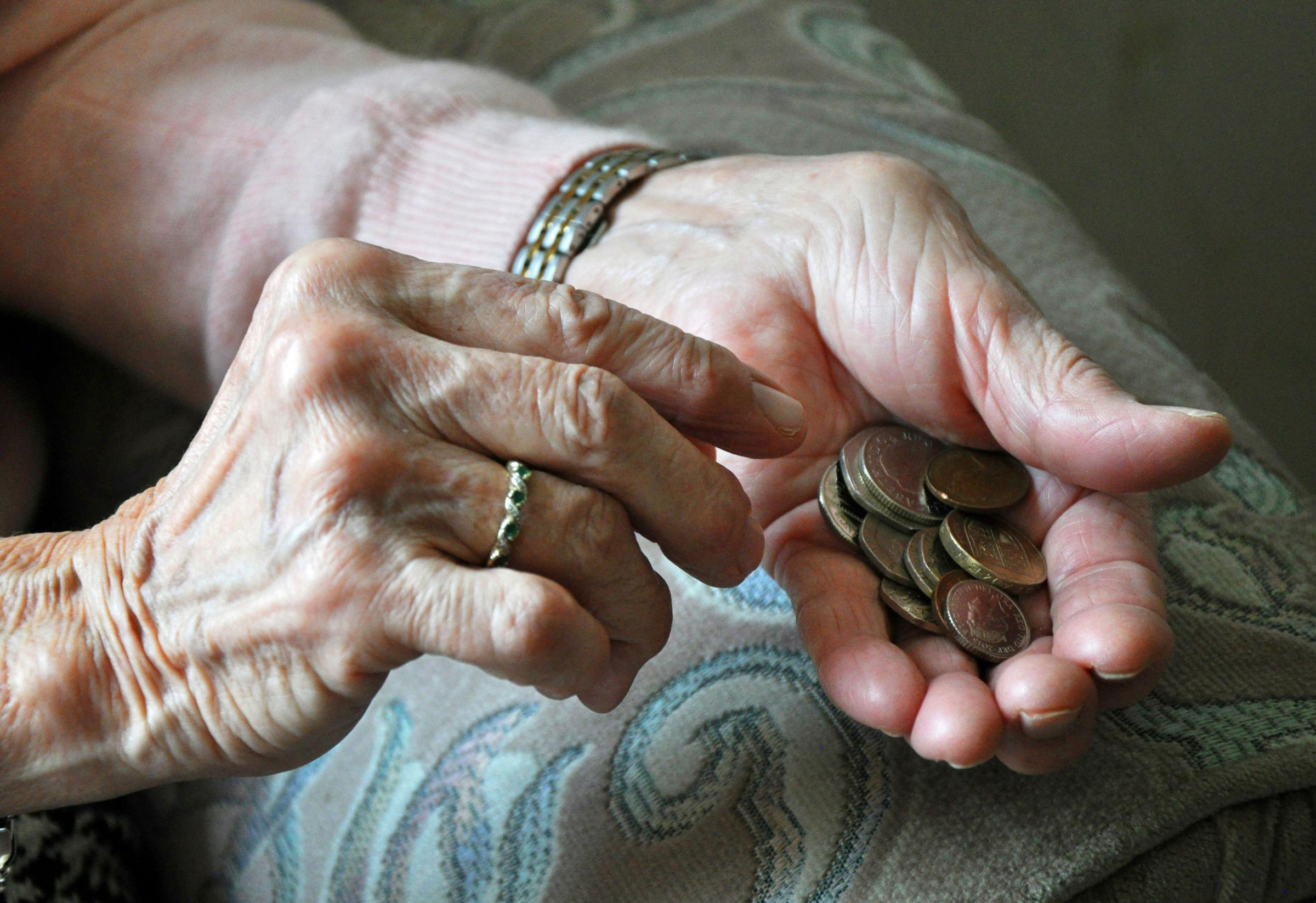 A 90-year-old UK pensioner living overseas could receive £122 per week or just £52 per week, depending on which country they are in