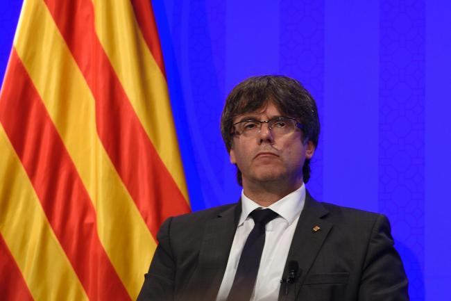 Carles Puigdemont and four of his ministers 'trust Belgian justice'