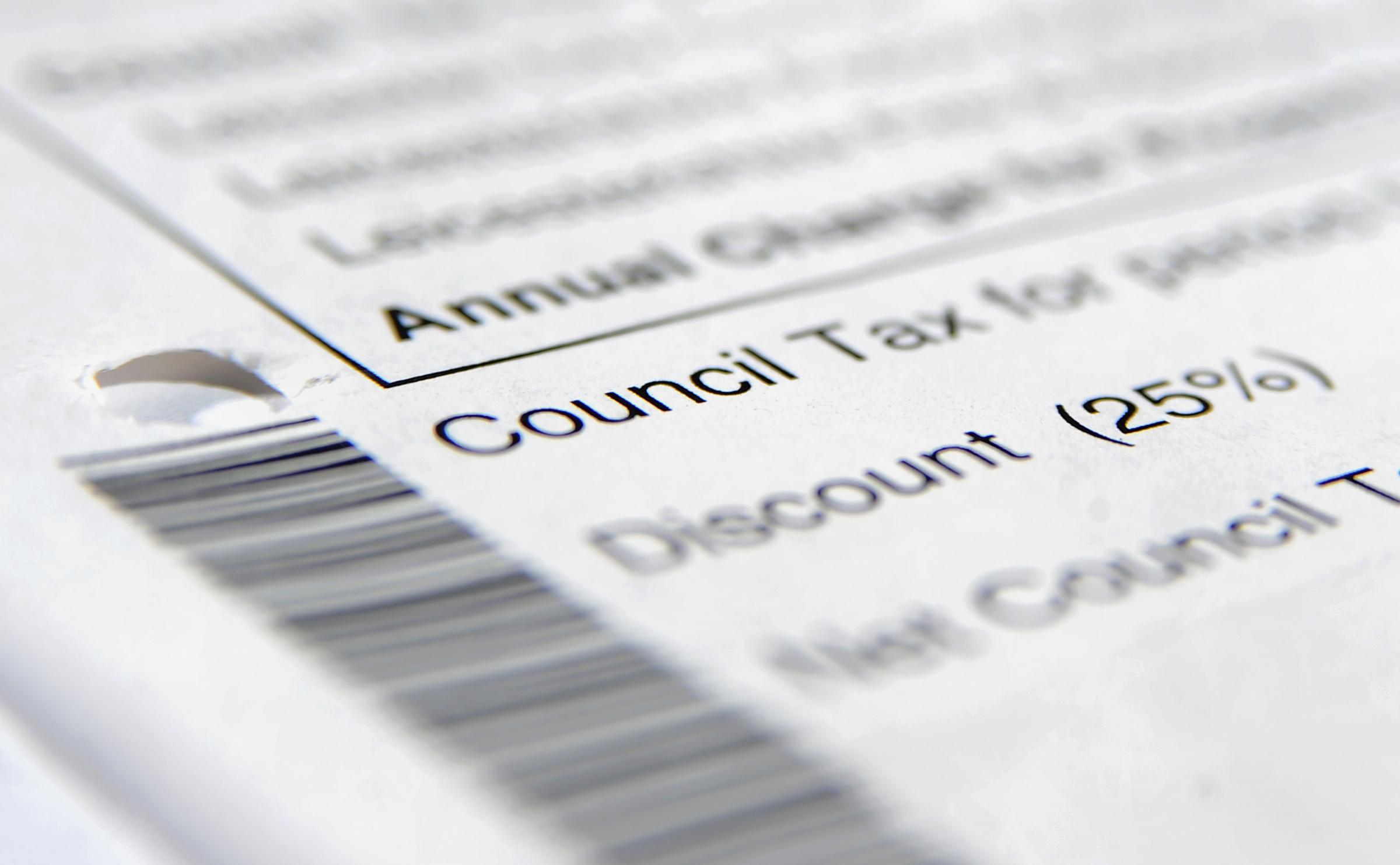Only Renfrewshire Council and Glasgow City Council named elected officials who owed cash