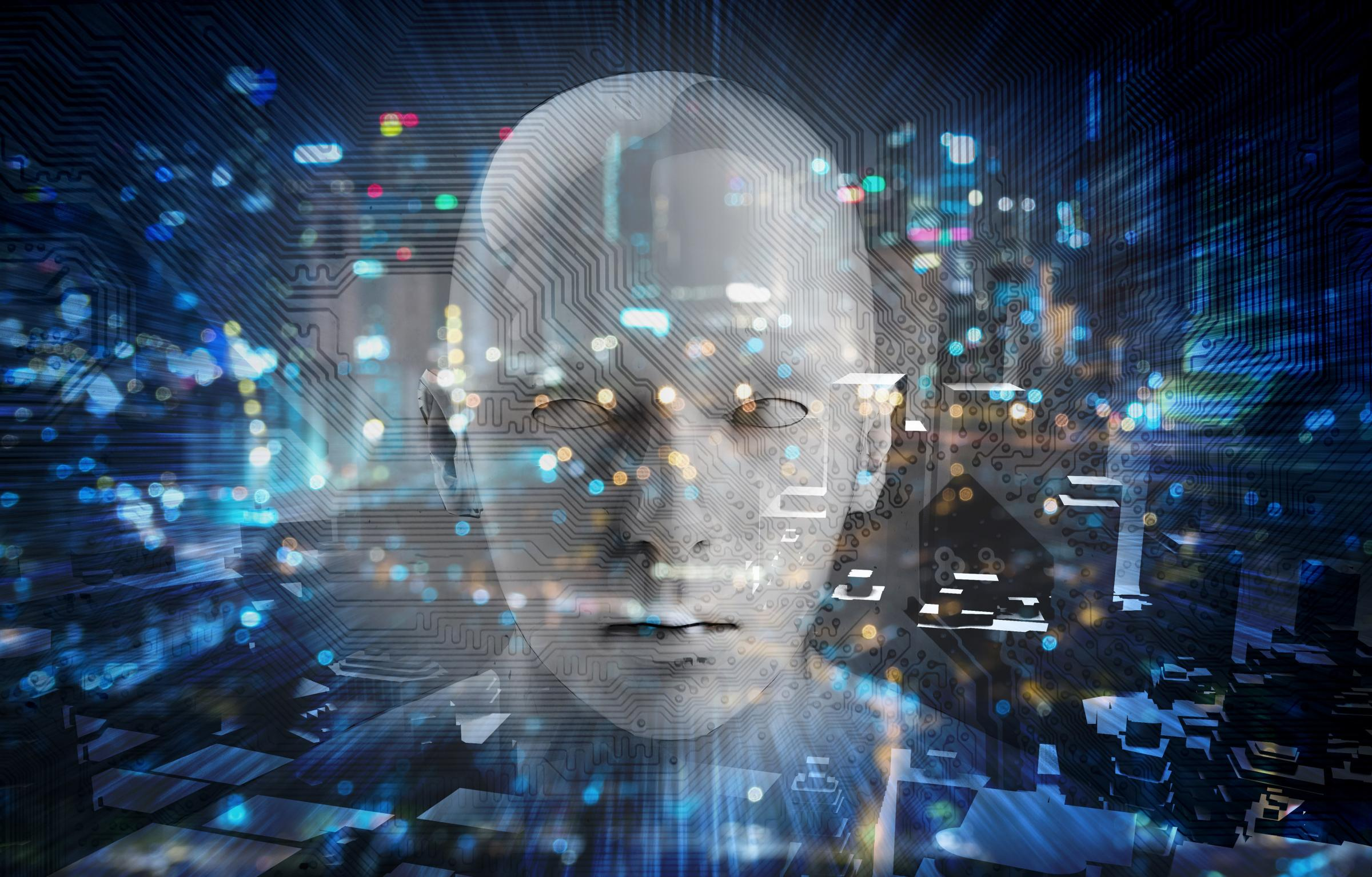 Scotland's work on artificial intelligence has attracted attention