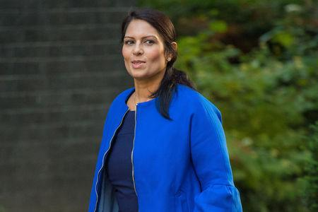Tory MP Priti Patel suggested using possible food shortages as a bargaining chip