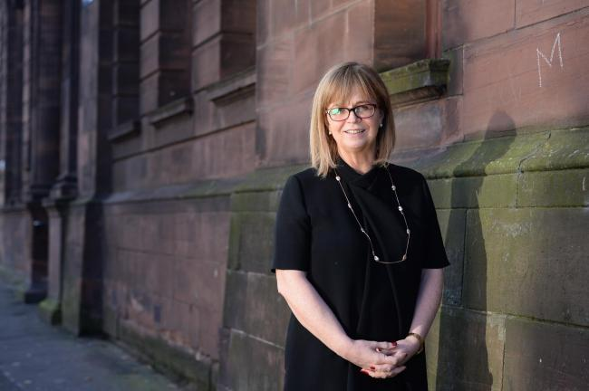 Elish Angiolini, lawyer and former Lord Advocate of Scotland. Photograph: Kirsty Anderson
