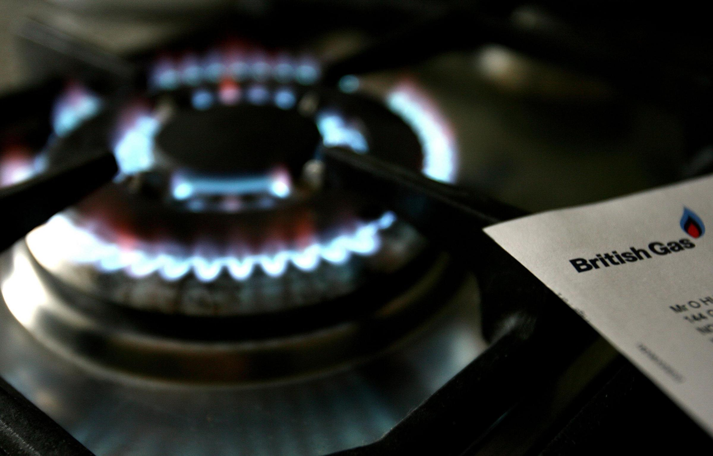 British Gas is raising the cost of its standard variable tariff by 3.8%. Photograph: PA