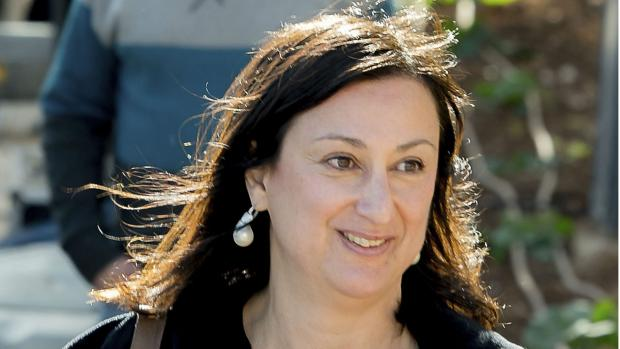 The National: Daphne Caruana Galizia