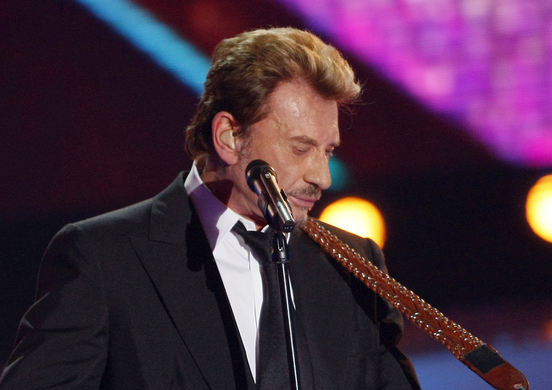 Hallyday had repeated health scares in recent years