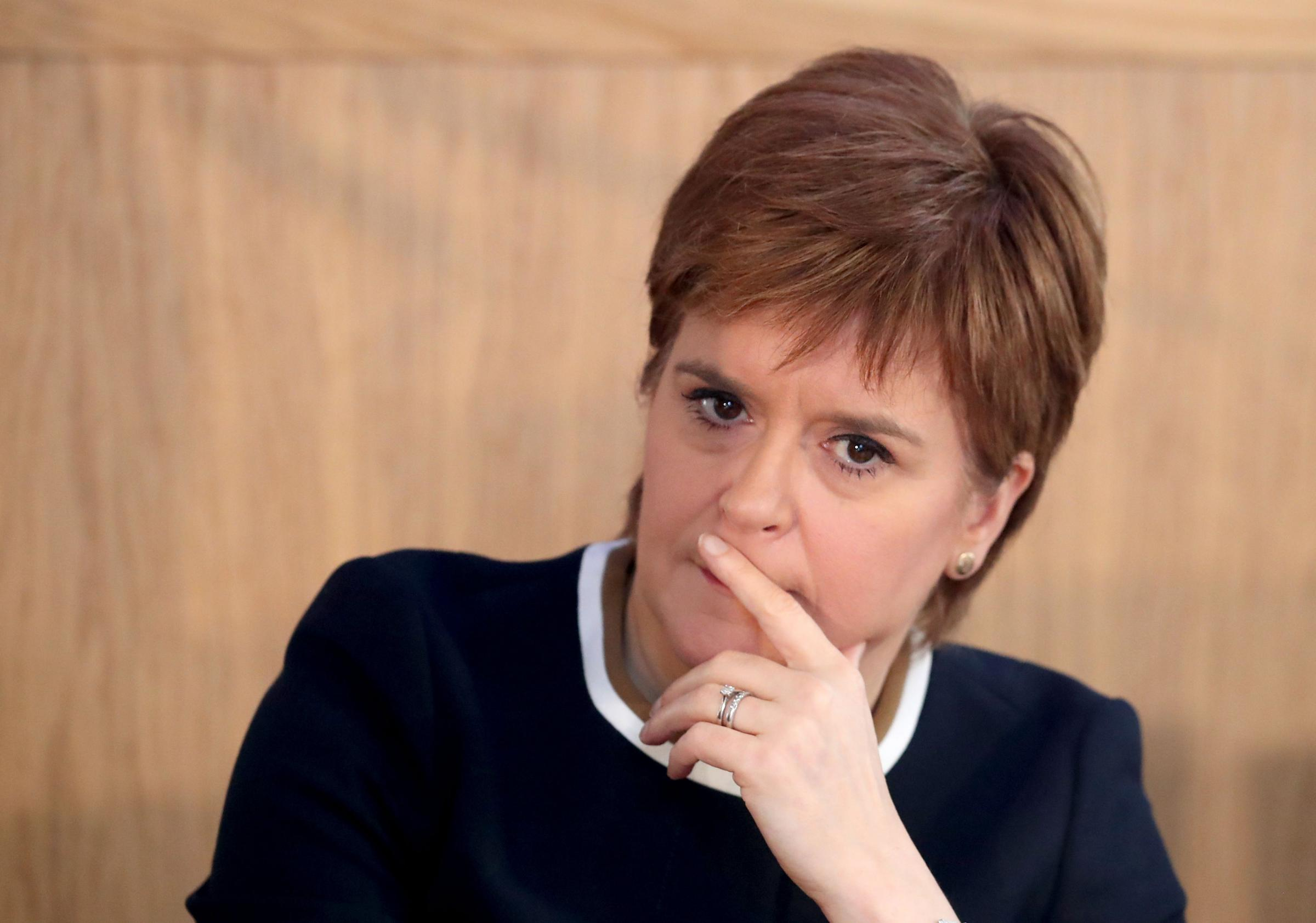 'Now things get really tough': Nicola Sturgeon issues warning over Brexit talks