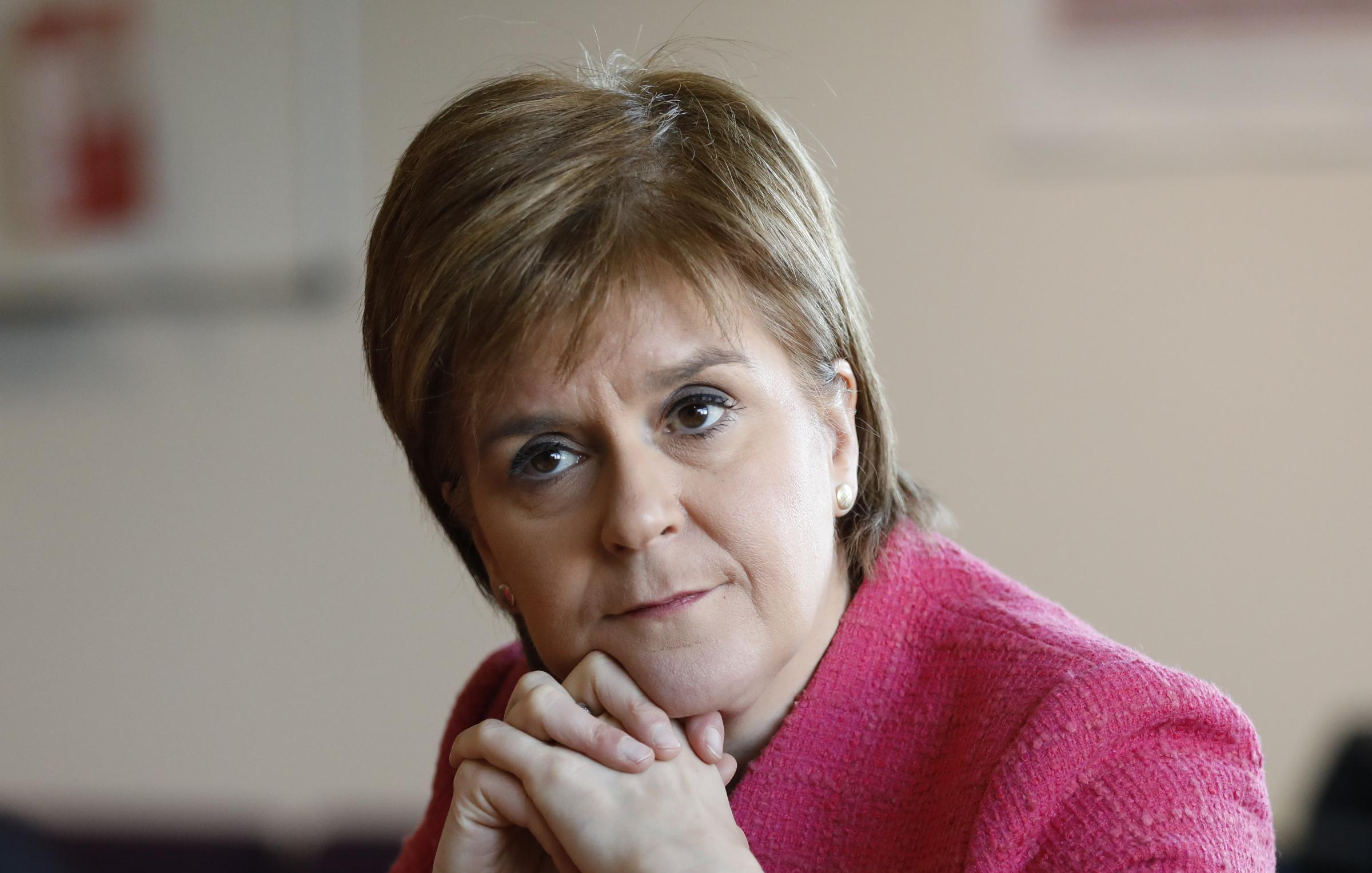 The EU's demands for a two-year transitional deal offer Nicola Sturgeon an opportunity