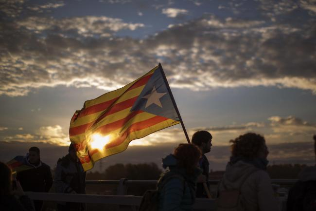 It's good news for Catalans on the first day of our election poll