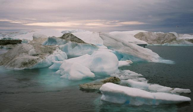 The melting of Arctic ice is increasing sea levels across the globe