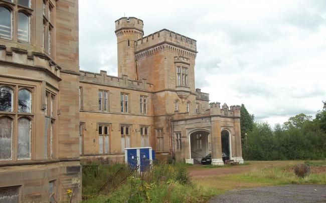 Birkwood Castle Is A 17th Century Gothic Mansion