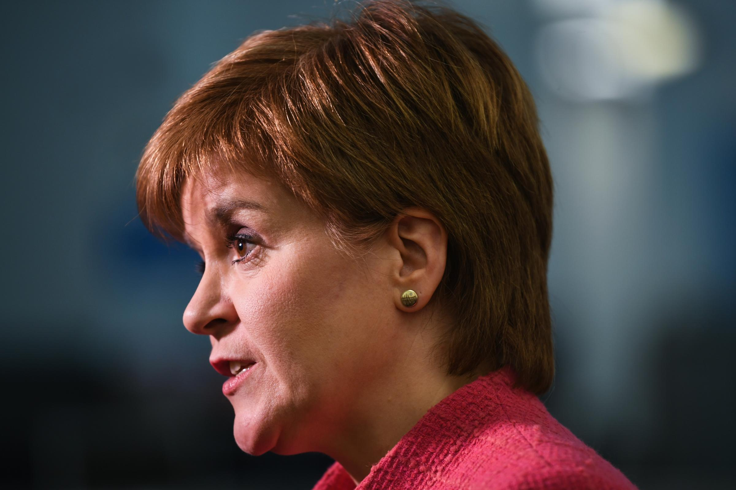 Sturgeon urges firms to focus on equality