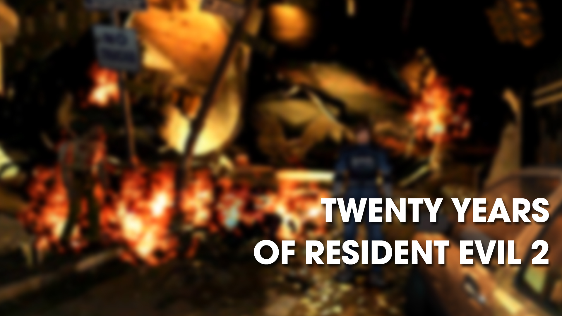 Resident Evil 2 is now twenty years old - and it remains an absolute classic