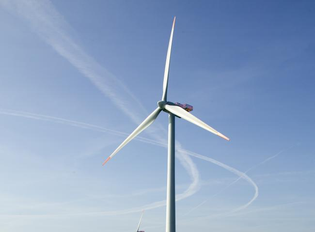 The windfarm will cost £2 billion