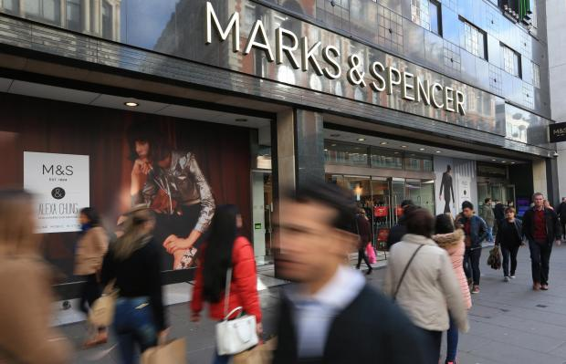The National: M&S said the response from its customer service representative in no way reflected its views