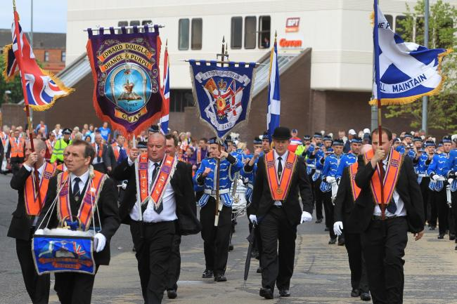 Labour politician under fire over taking top job with Orange Order