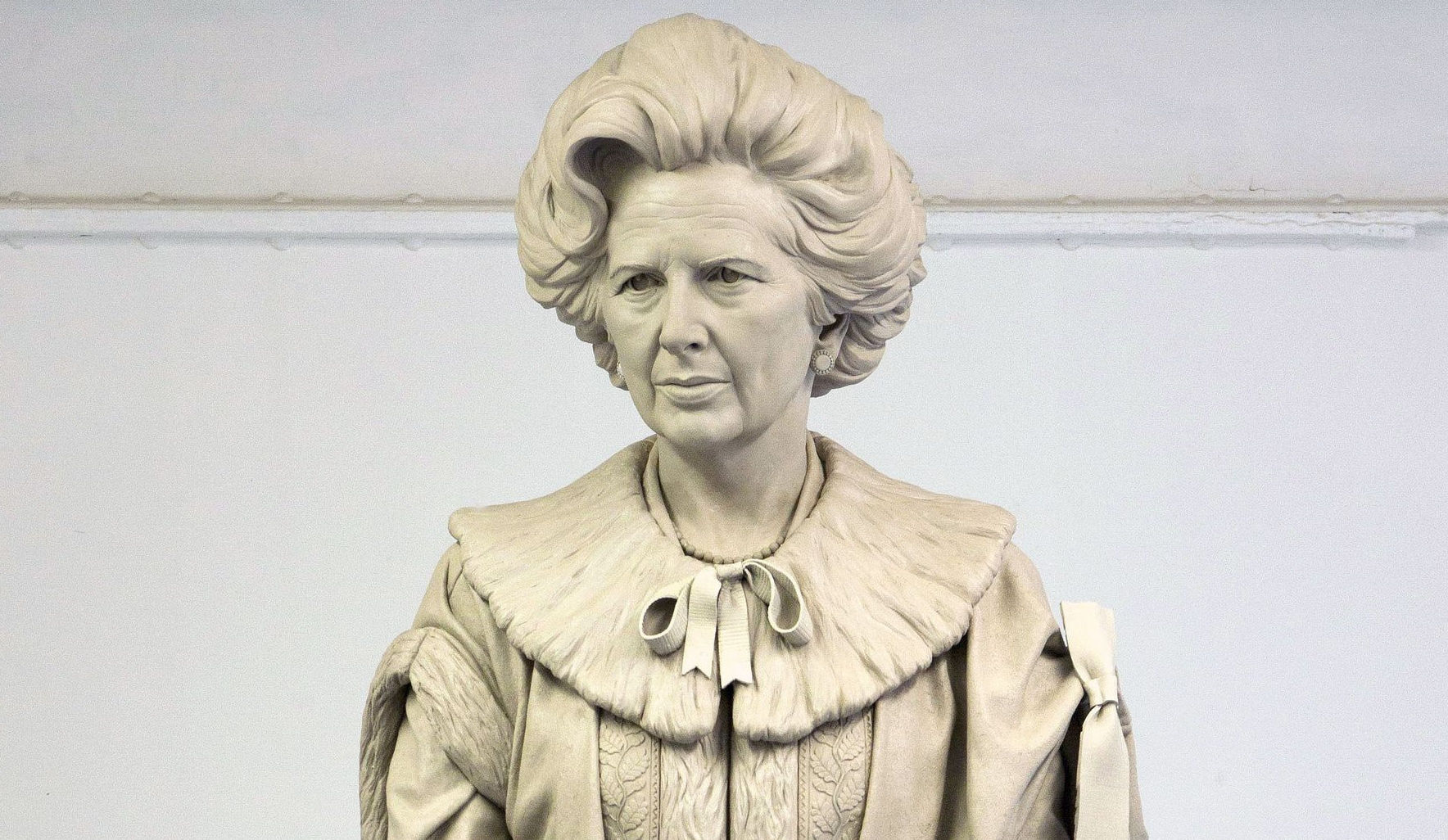 Sculptor Douglas Jennings has created a statue of Margaret Thatcher for Parliament Square, but it might not get there