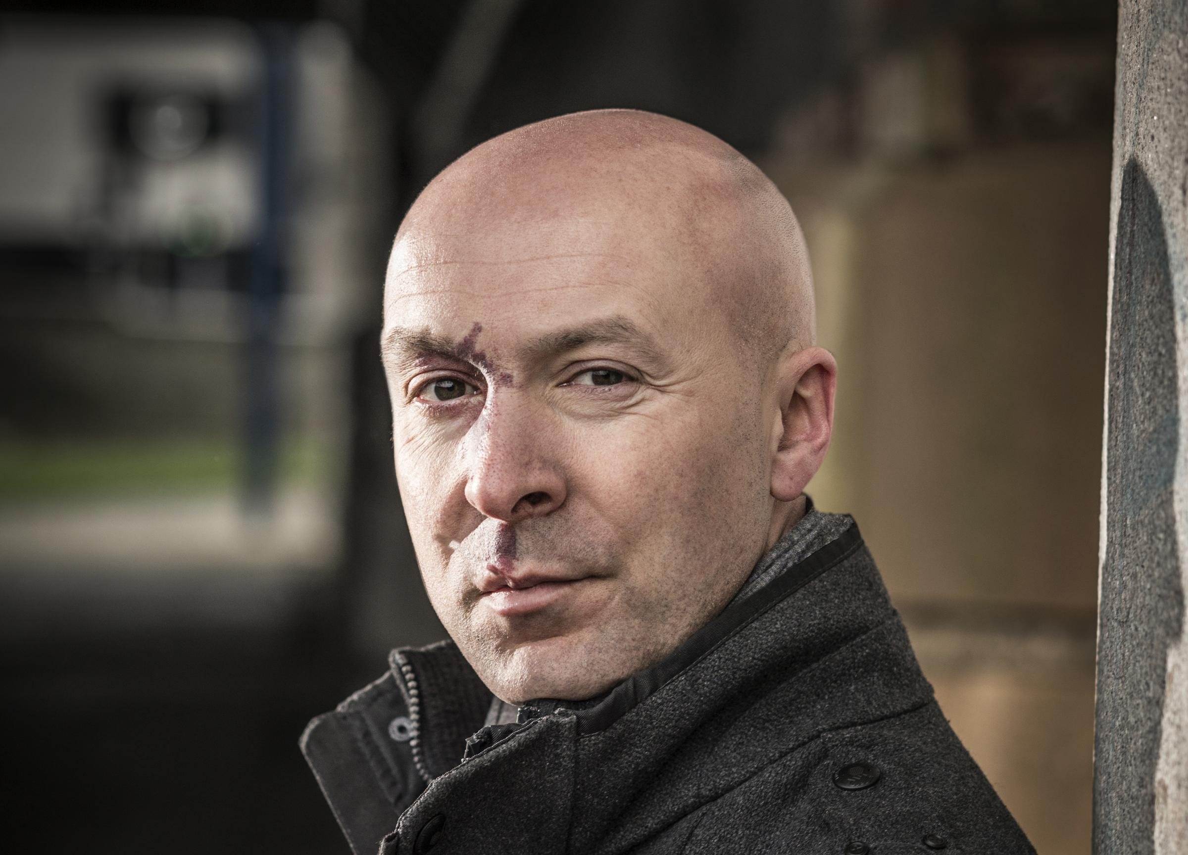 Christopher Brookmyre is delving into the world of computer hacking in his new novel