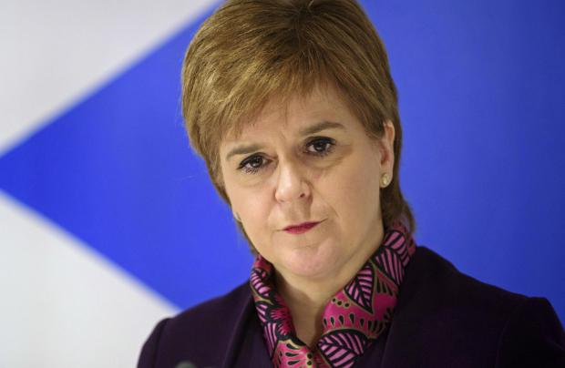 The National: Many in England are envious that Scots have Nicola Sturgeon for a leader