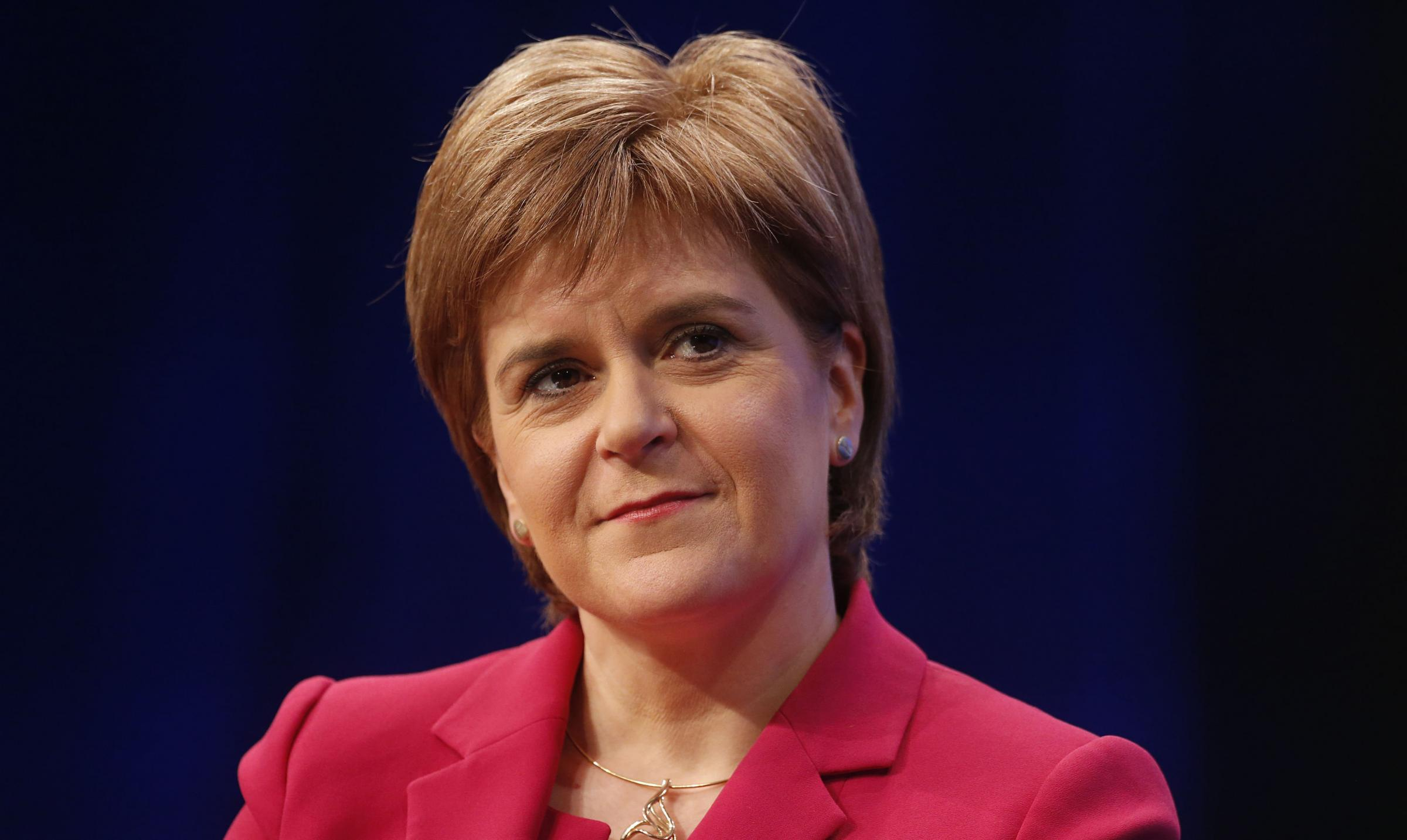 Daily Mail apologises to Nicola Sturgeon over incorrect Union flag story