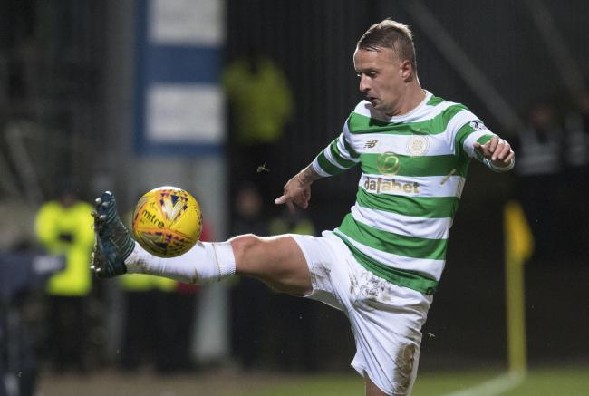 Leigh Griffiths showed his value to Celtic as he came off the bench to turn their game against Partick Thistle around.