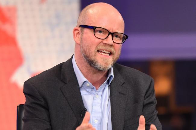 Toby Young likened the Prime Minister to Richard III and Henry V