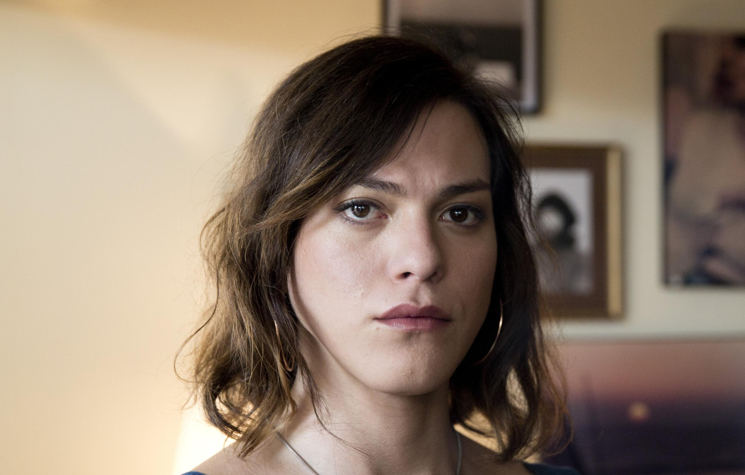 Daniela Vega stars in best foreign language film Oscar contender A Fantastic Woman which will be showing in Scotland for the first time