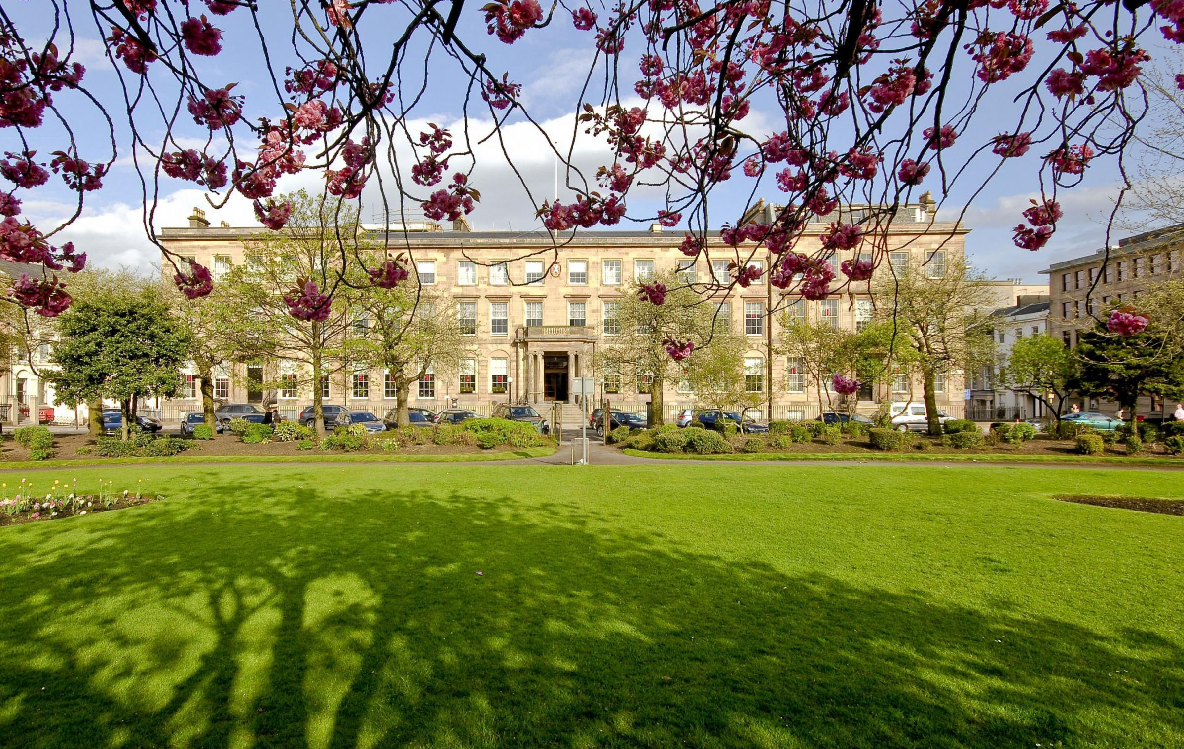 Blythswood Square Hotel won 5 Star Business Hotel and 5 Star City Hotel for the west coast at the Scottish Hotel Awards