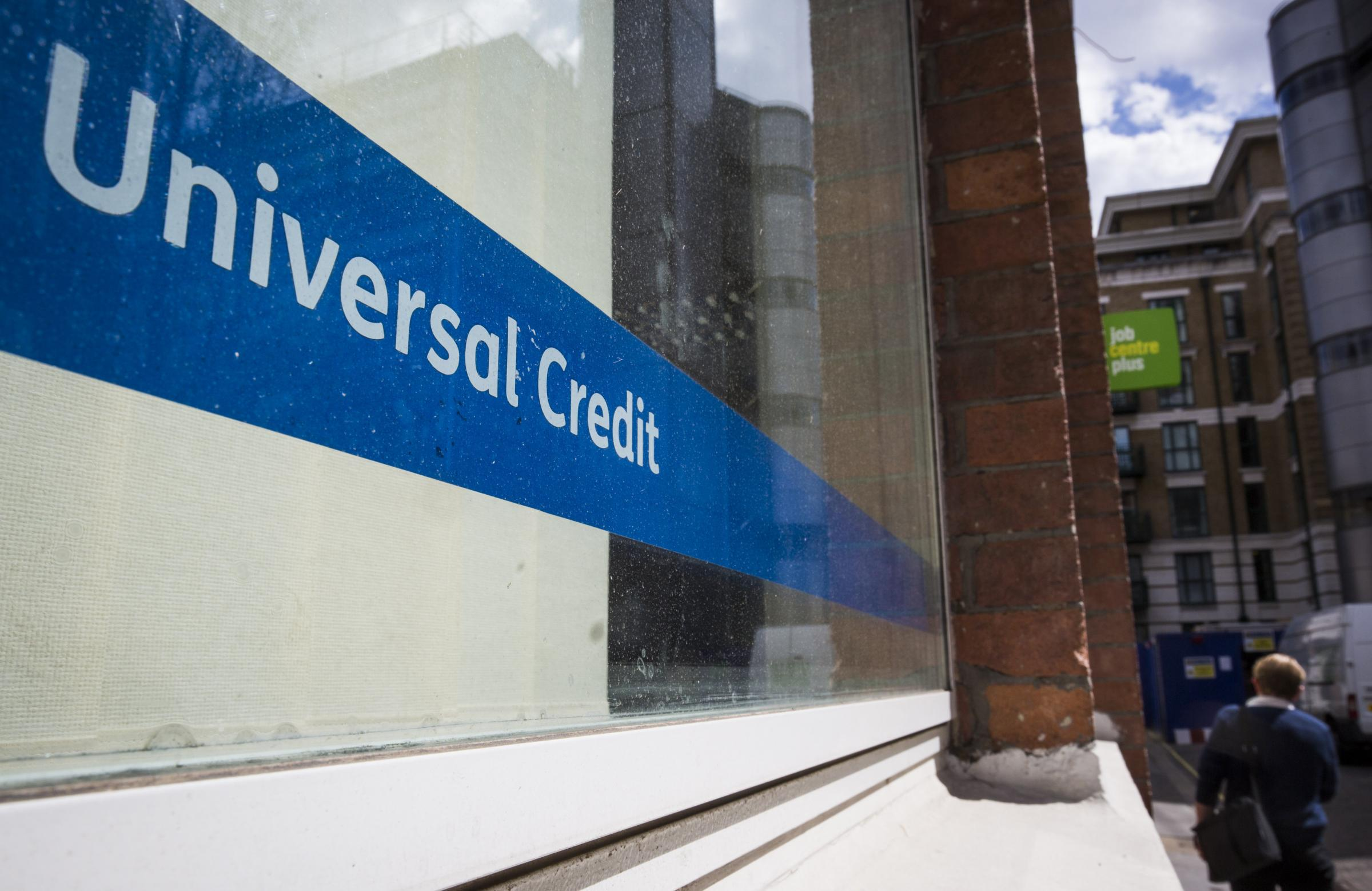 Universal Credit claimants have faced six-week payment delays