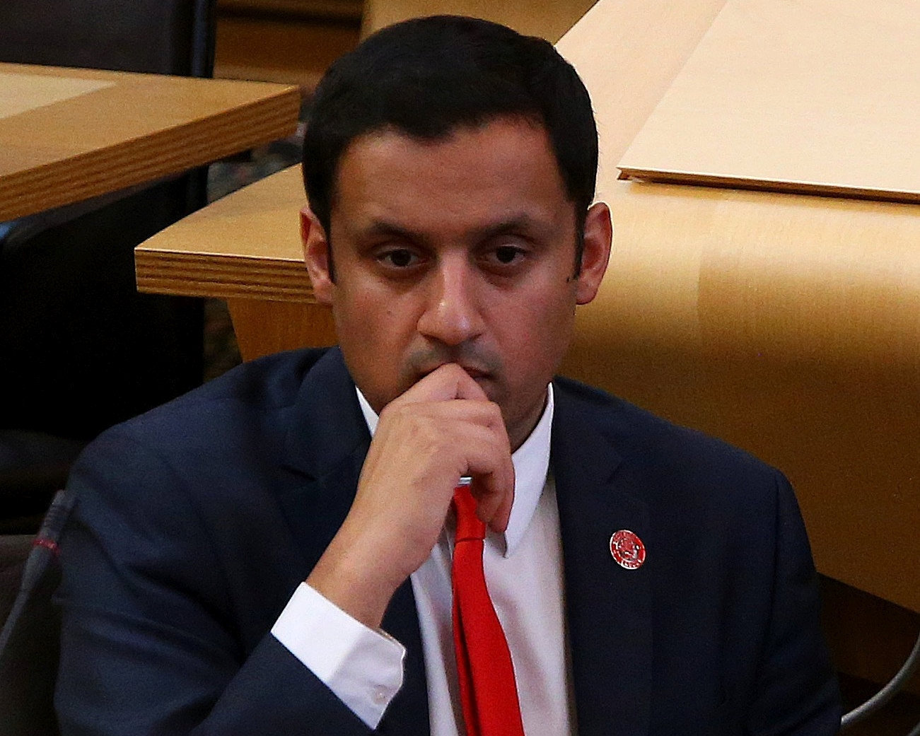 Anas Sarwar has called on Labour to investigate the comments