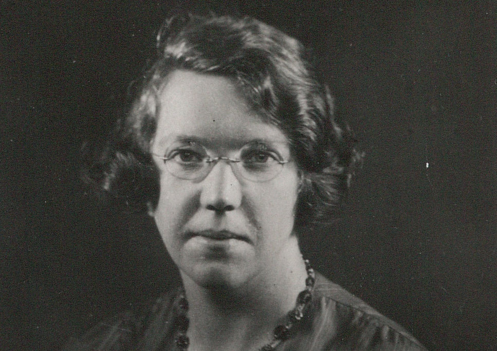 Scottish missionary Jane Haining sacrificed her life to protect Jewish children during the Holocaust