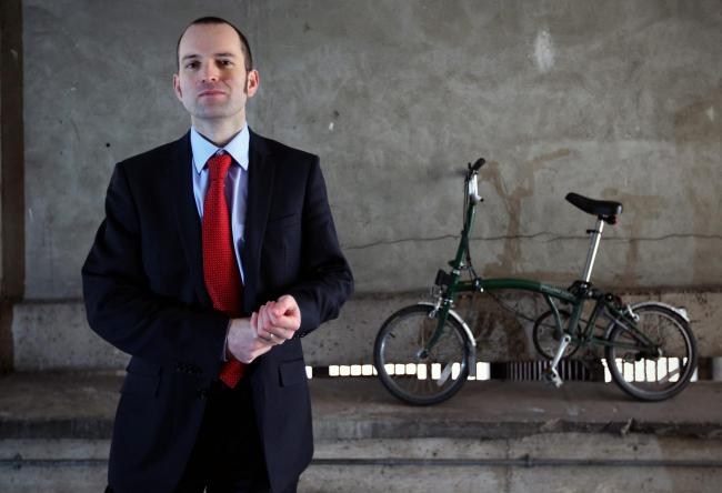 Keith Irving of Cycling Scotland expects further growth in the sector