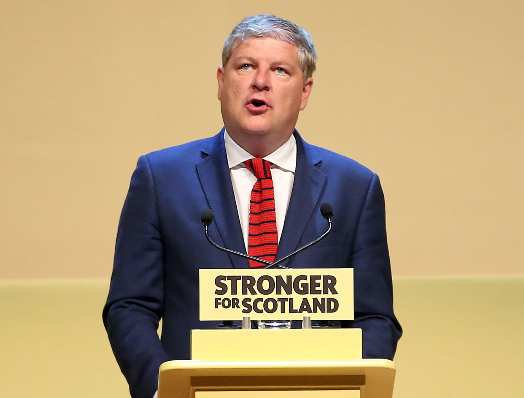 By stepping down, Angus Roberston has cleared the way for Nicola Sturgeon to revamp her leadership team