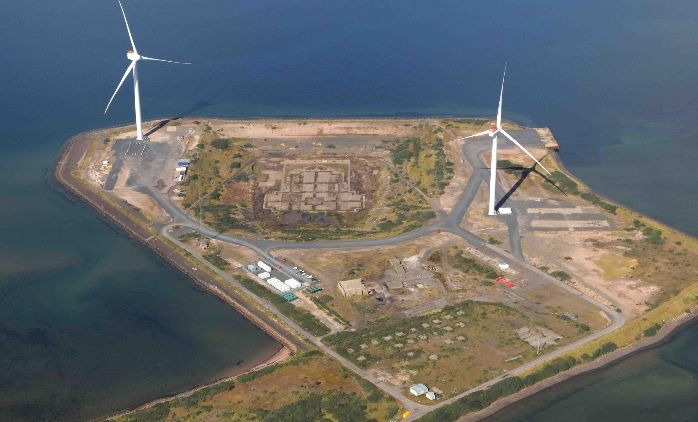 The Hunterston site will deliver affordable and sustainable on-site power