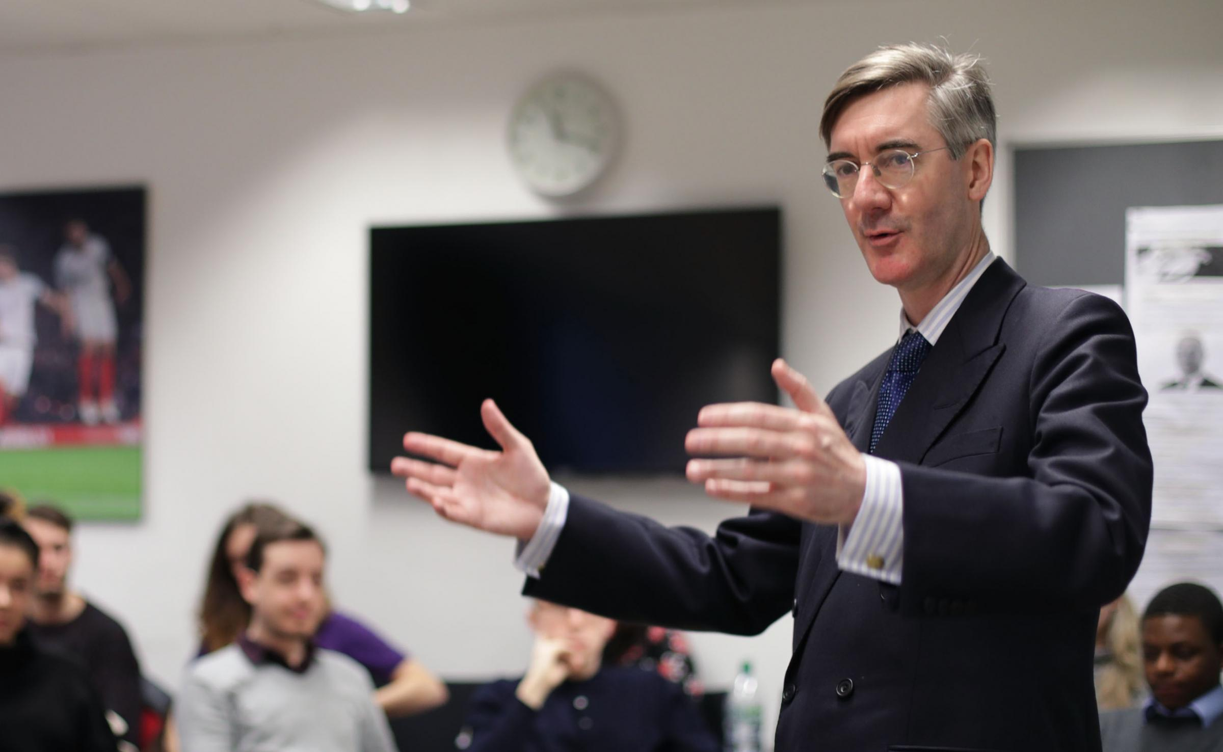 Jacob Rees-Mogg is not a fascist but is, without doubt, a right-wing ideologue
