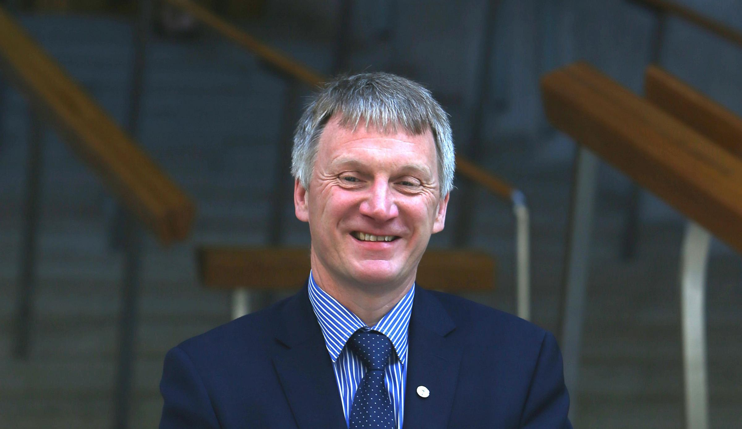 Ivan McKee: 'No one expects whoever is elected as Depute Leader to be filling any governmental role'