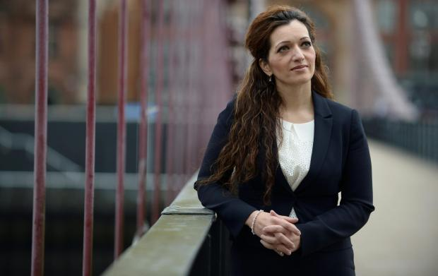 The National: Tasmina Ahmed-Sheikh's words are a reminder that there is no place in Scotland for intolerance