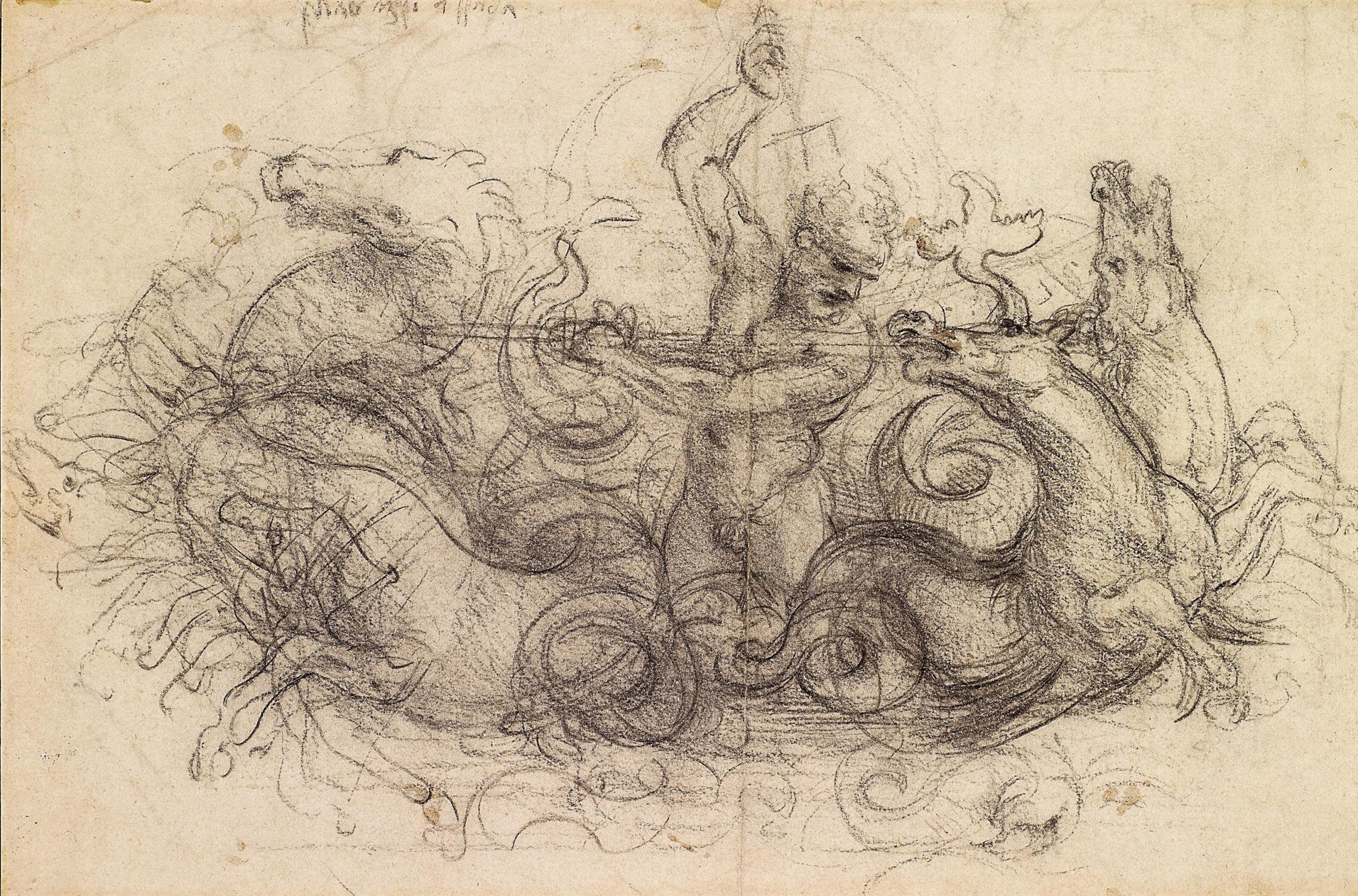 Leonardo Da Vinci Work To Be Displayed In Scotland S Kelvingrove