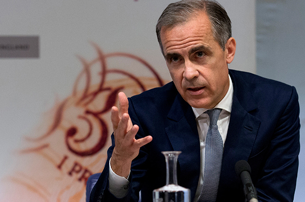 Why are readers accepting post-Brexit economic forecasts for Scotland from Bank of England governor Mark Carney?