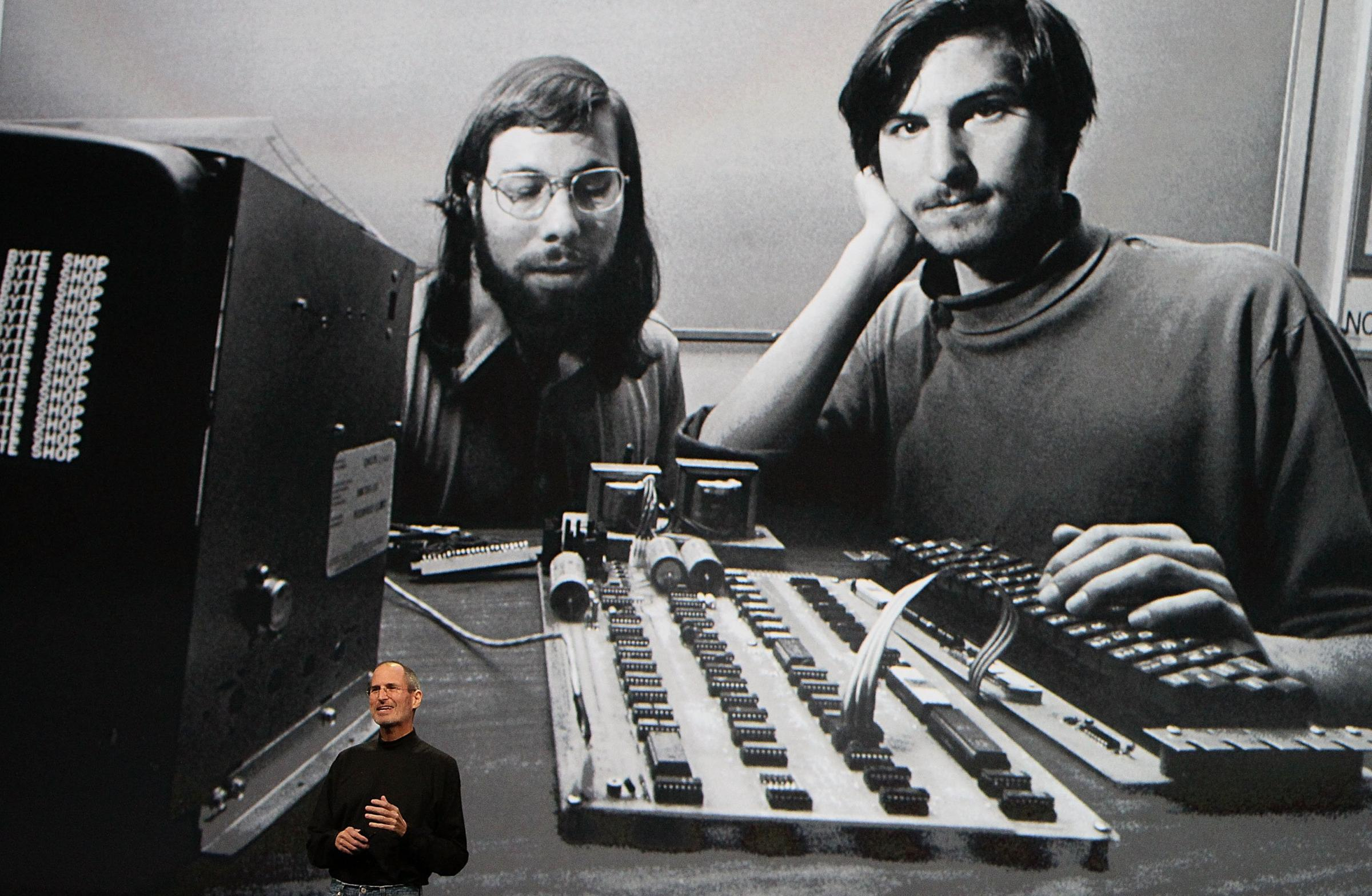 Steve Jobs presented the iPad to the world in 2010; currently 25 million are sold per month