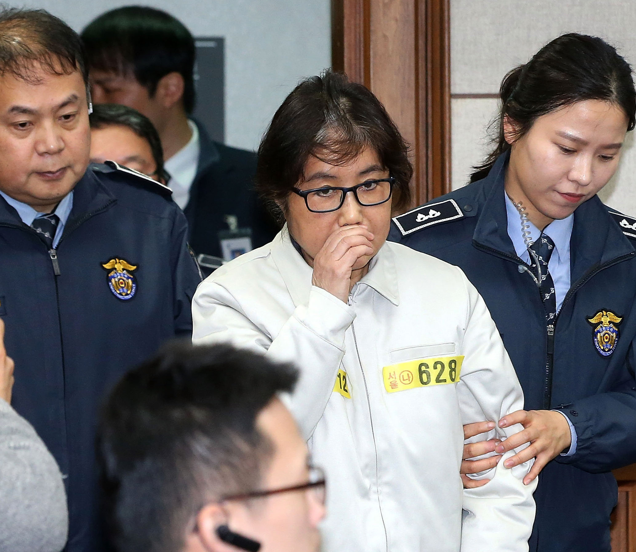 Choi Soon-Sil, the jailed confidante of disgraced South Korean President Park Geun-Hye