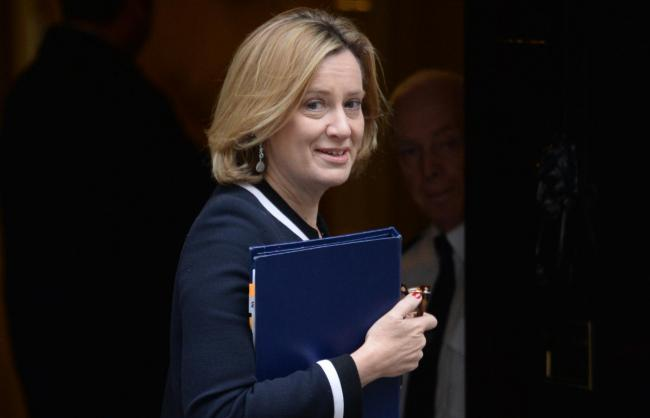 Home Secretary Amber Rudd has been urged to write a time limit on detention into her post-Brexit immigration bill