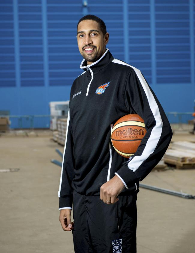Kieron Achara is hoping to win his first trophy